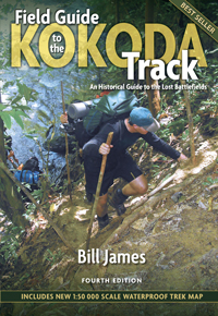 field guide to the kokoda track book cover