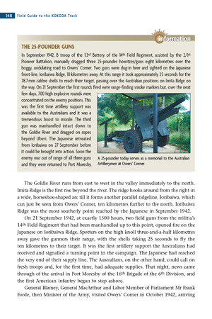 Field Guide to the Kokoda Track page 6
